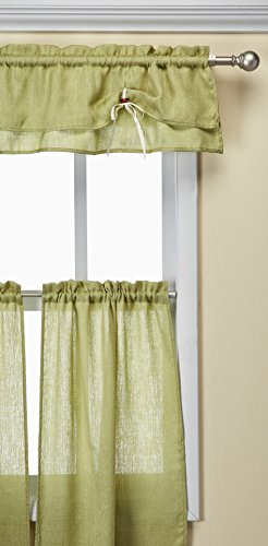 Lucia Kitchen Curtain Set