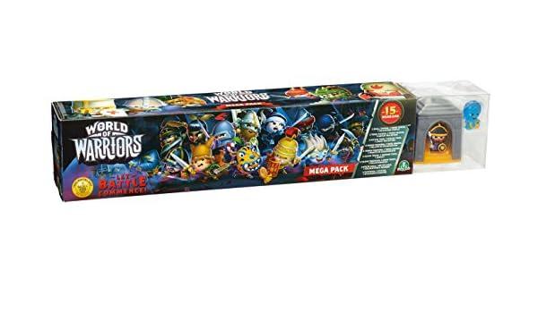 World of Warriors - wfw04 - Modelo Aleatorio - Mega Pack ...