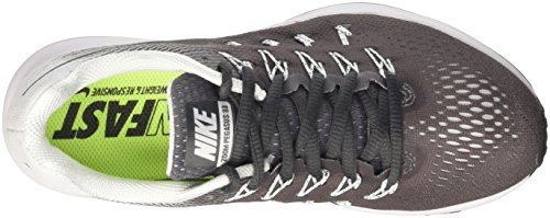 Damen Grau Grey White Zoom Nike Laufschuhe Pegasus Black Dark Air 33 qCndYw