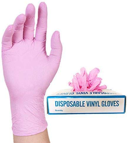 Nitrile Exam Powder Free Gloves disposable product image
