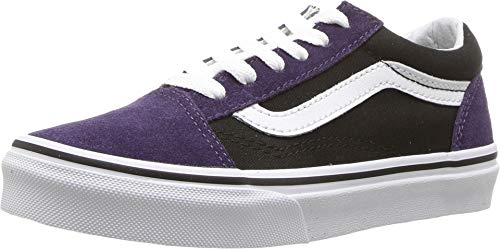 Vans Kids Old Skool Skate Sneakers (10.5 US Little Kid) -