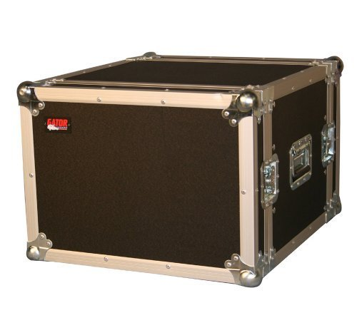 Gator 8U, Standard Audio Road Rack Case (G-TOUR 8U) by Gator