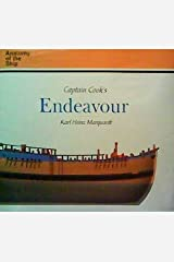 Captain Cook's Endeavor (Anatomy of the Ship) Hardcover