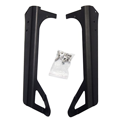 Eyourlife's Jeep Wrangler TJ 50 Inch Light Bar Upper Windshield Mount Bracket