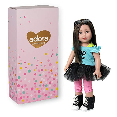 Adora Amazing Girls 18-inch Doll, ''Emma'' (Amazon ()