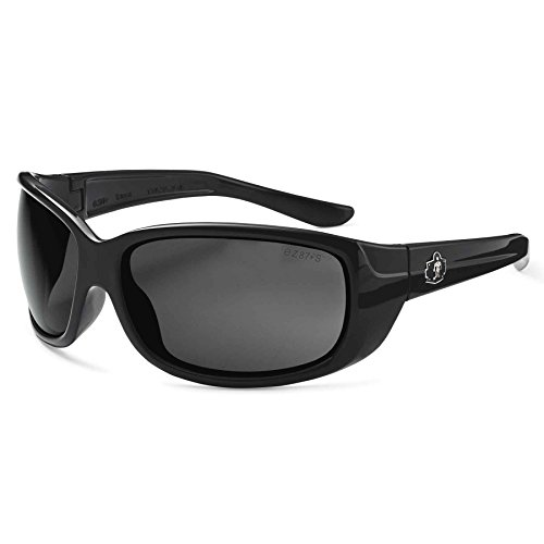 Ergodyne Skullerz Erda Polarized Safety Sunglasses-Kryptek Yeti White Camo Frame, Copper Lens by Ergodyne