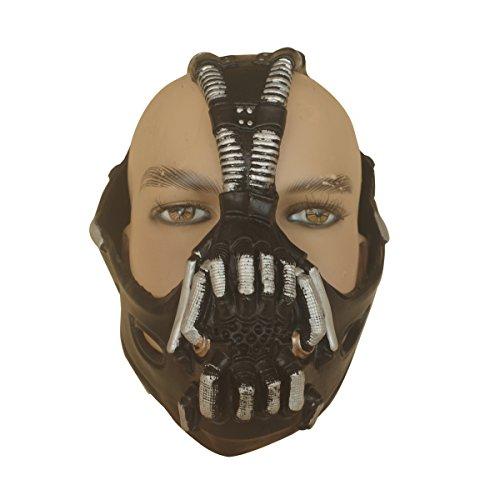 Bane Mask Costume Props TDKR Full Adult Size - New V2 Version