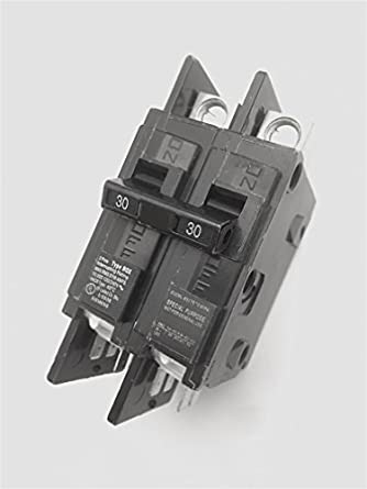Siemens BQ2B030-30 Amp 2 Pole Breaker BQ Series Bolt On Breaker, 30a 2p,  120v - 240v 60 HZ, BQ2B030QXBPG