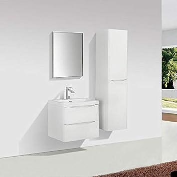 Stano Meuble Salle De Bain Design Simple Vasque Piacenza
