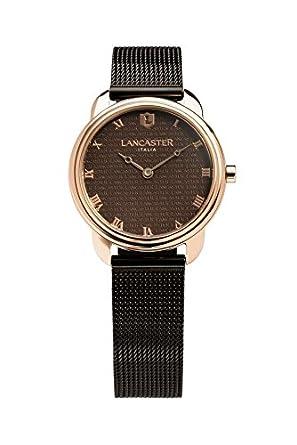 483db739ffd9 Reloj - Lancaster Italia - para Mujer - OLA0682MB RG MR NR  Amazon.es   Relojes