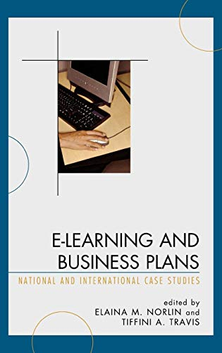 - E-Learning and Business Plans: National and International Case Studies