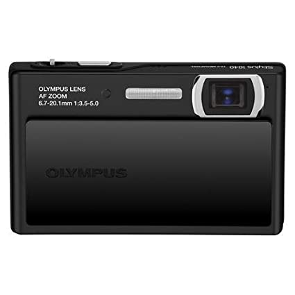 amazon com olympus stylus 1040 10mp black digital camera olympus rh amazon com Olympus Stylus TG-630 Olympus Stylus TG-630