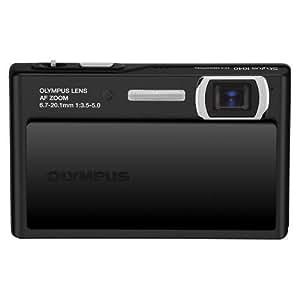 Olympus Stylus 1040 10MP Black Digital Camera