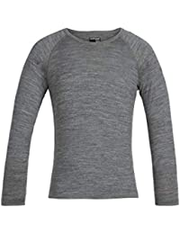 Unisex-Child 200 Oasis Merino Wool Base Layer Long Sleeve Shirt