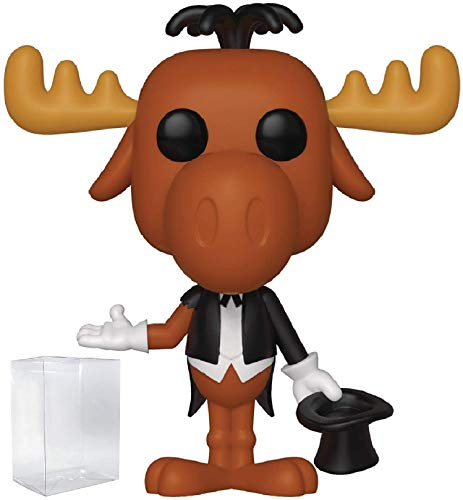 Funko Animation: Rocky & Bullwinkle - Magician Bullwinkle for sale  Delivered anywhere in USA