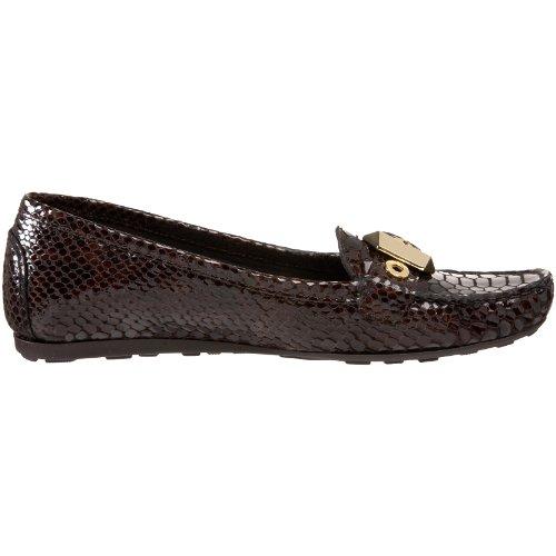 Stuart Weitzman Femmes Sangle Loafer Fudcry