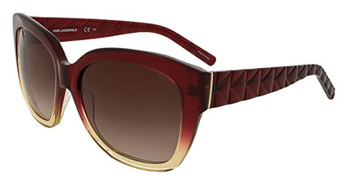 Sunglasses KARL LAGERFELD KL 866 S 052 VIOLET - Sunglasses Lagerfeld Karl