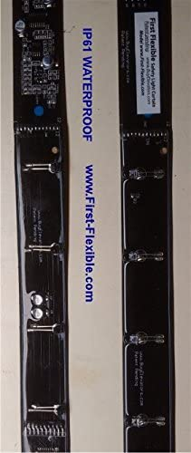 waterproof IP61 24vdc Safe edge for Lifts replace weco,pana 40 First Flexible