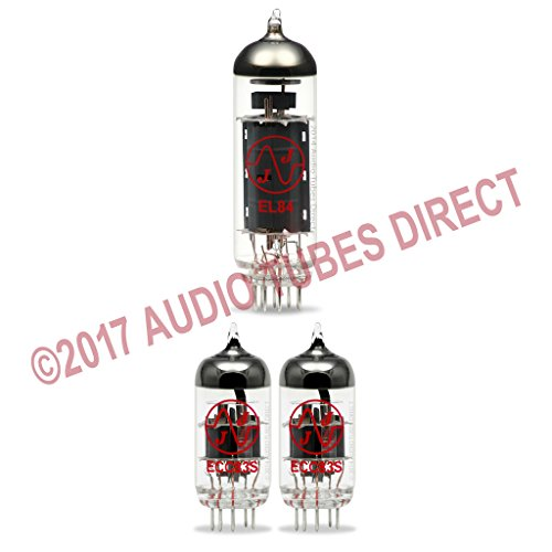 - JJ Tube Upgrade Kit For VOX AC4C1-BL Amps EL84 ECC83S