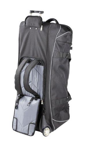 Riesen - Trolley-Tasche + Rucksackfunktion - Reisetasche - Sporttasche - 96cm/145Liter