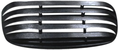 Willpak Industries 1003 ABS Car Louver for (Trans Am Window)