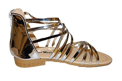 eva mode-saprtiates sandales-grise argent-fille (36)