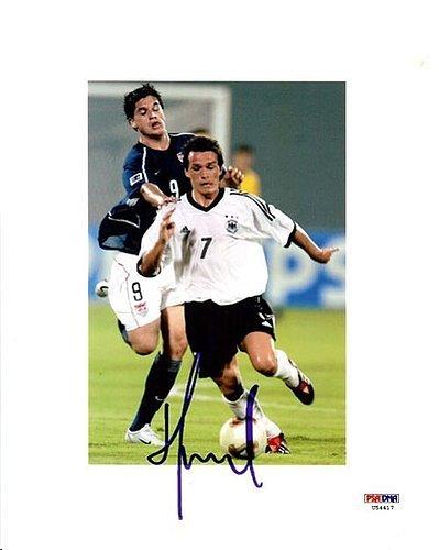 Munich Photo 8x10 (Piotr Trochowski Signed 8x10 Photo Munich - PSA/DNA Authentication - Sports Memorabilia)
