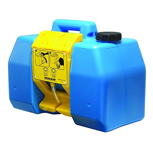 Speakman GravityFlo SE-4400 9-Gallon Portable Eyewash by Speakman