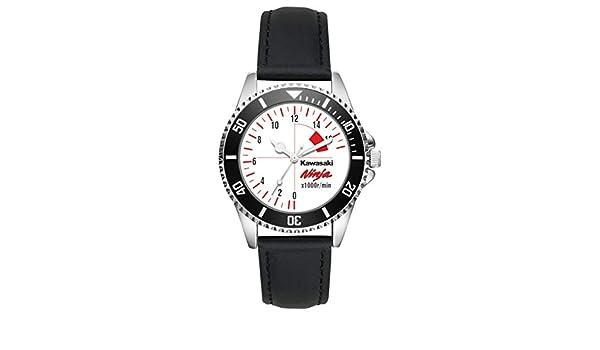 Kiesenberg - Reloj para Kawasaki Ninja Fan Speedo Contagiri ...