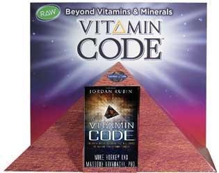 Garden Of Life Vitamin Code By Jordan Rubin