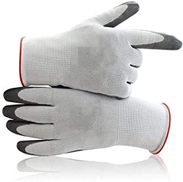 One size these will come in handy 2 Pack Gardening Gloves//Safety Gloves expands tofit you like a glove and give you a firm grip! fixing your prized possessions or becoming a handyman//women