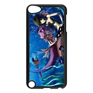 ipod 5 Black Anime Mermaid phone cases protectivefashion cell phone cases YTQG5144709
