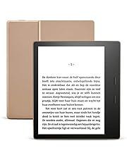 Kindle Oasis, nu met instelbare warme lichtkleur, waterdicht, 32 GB, wifi, goud