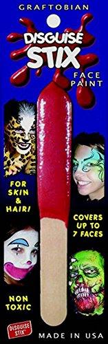 Graftobian Disguise Stix (Circus Red) by Graftobian -