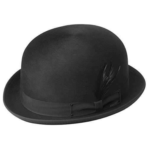 Bailey Of Hollywood Harker Derby Black 7