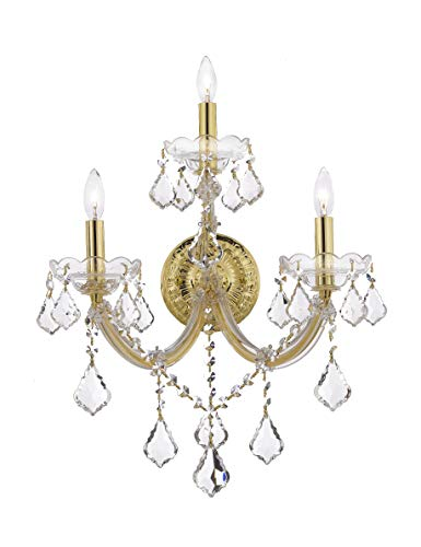 Lighting by Pecaso Esprit 8 Light Chandelier with Clear