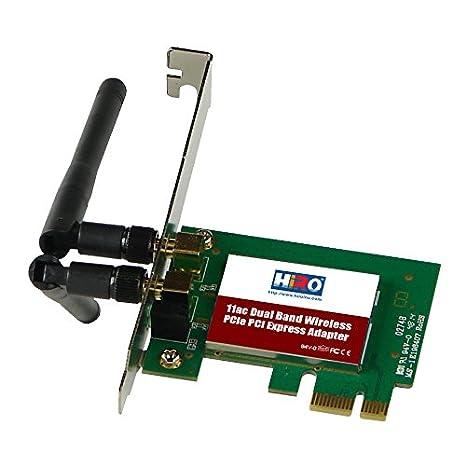 HIRO WIRELESS PCI ADAPTER DRIVER FOR WINDOWS 10