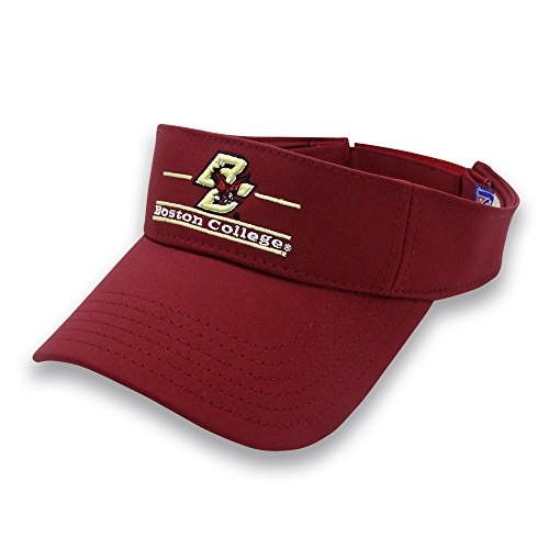 NCAA Boston College Eagles Game Changer Visor, Adjustable, - College Visor