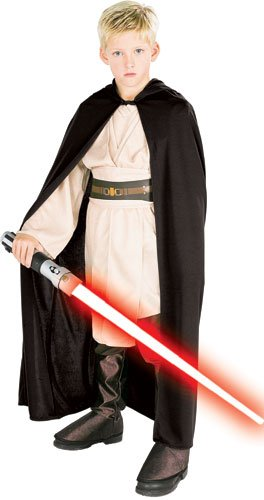 Star War Sith Child Robe Costume Medium 8-10