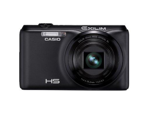 Casio High Speed Exilim Ex-zr20bk Digital Camera Black
