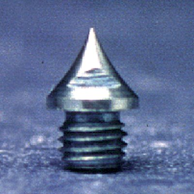 "PYRAMID REPLACEMENT SPIKES 1/4"". Track and Field"