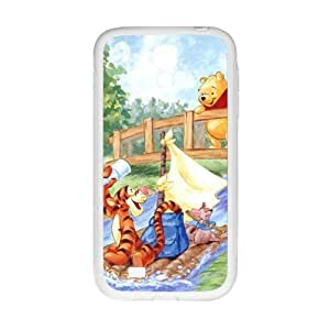 Happy Tiger & Pooh Design Best Seller High Quality Phone Case For Samsung Galacxy S4