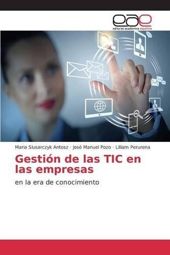 Descargar Libro Gestión De Las Tic En Las Empresas Slusarczyk Antosz Maria