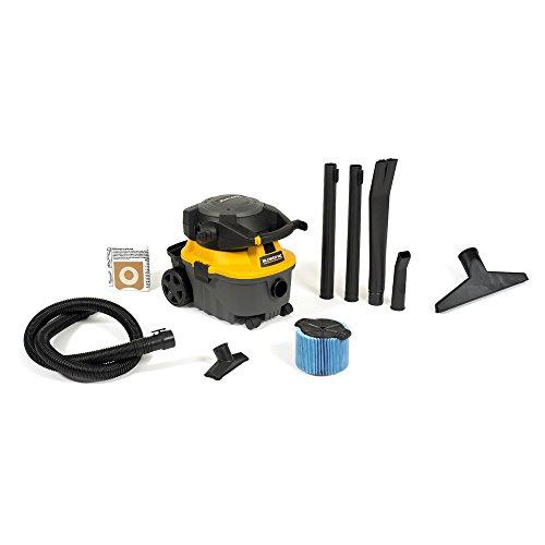 WORKSHOP Wet/Dry Vacs WS0400DE Detachable Blower Shop Vacuum with Wet Nozzle by WORKSHOP Wet/Dry Vacs (Image #1)