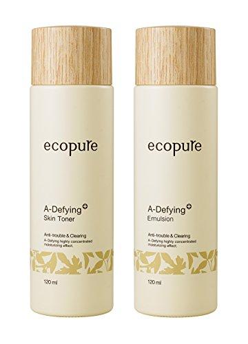 somang-ecopure-a-defying-skin-toner-emulsion-skin-care-set-for-oily-troubled-skin