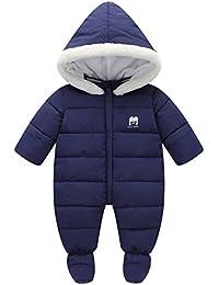 5fd548283da9 AmazonSmile London Fog Newborn Infant Baby Girl Boy Puffer