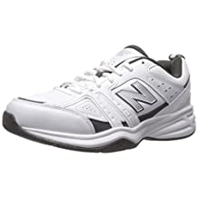 New Balance Men's Training Ankle-High Leather Cross Trainer Shoe