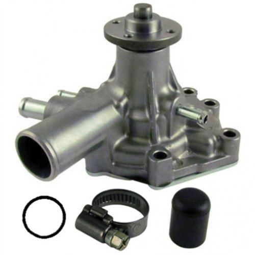 Water Pump Massey Ferguson 1429 1529 1533 1260 1433V 1440 1440V 1433 1240 1250 1532 1540 AGCO ST40 ST35X ST34A ST41A ST30 ST40X ST35 Challenger / Caterpillar MT275 MT285 MT265 MT265B MT275B 3757045M91 by All States Ag Parts