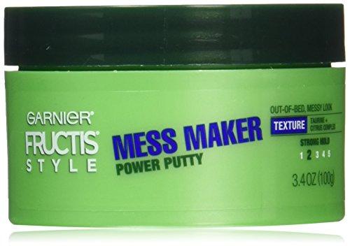 Garnier Fructis Style Mess Maker Power Putty 3.4 oz