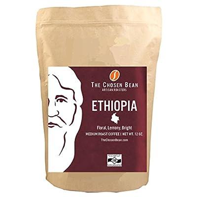 Ethiopia Yirgacheffe The Chosen Bean Origin Micro Roasted Medium Roast Gourmet Coffee
